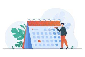 Gezamelijke agenda in de cloud