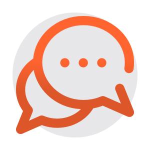 Icon Telefonie Chat