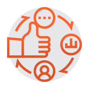 Icon Telefonie CRM- en Office 365-integratie