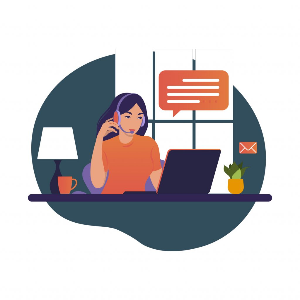 Callcenter Medewerker Antwoordservice