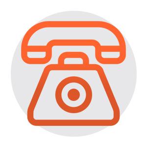 Icon Telefonie Vaste telefoon