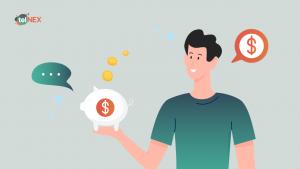 Besparen in kosten met Hosted Telefonie