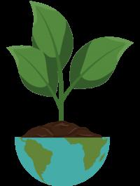 Voor elke nieuwe klant planten wij een boom